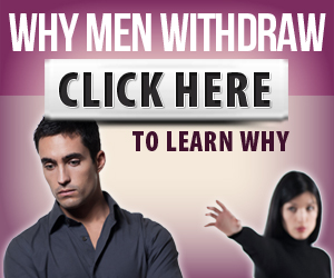 Why Men Withdraw?